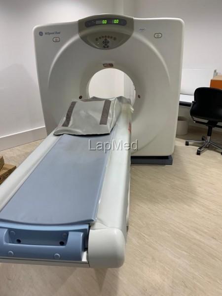 GE HiSpeed Dual Computertomograph CT