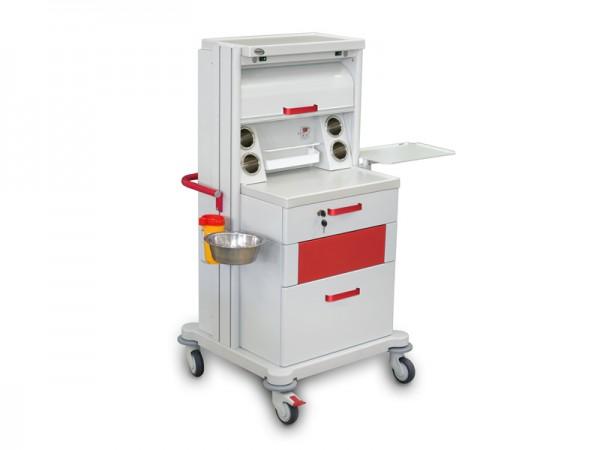 Funktioneller medizinischer Rollwagen TM-8
