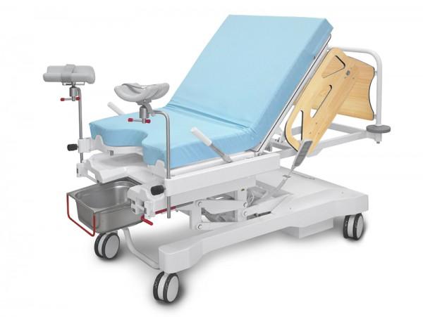 Bett für die Geburtshilfe KA