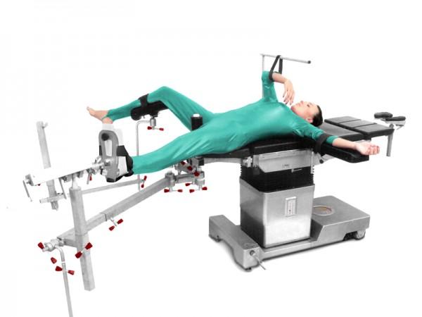 KPP-03 Set für orthopädische / traumatologische Operationen am Oberschenkel