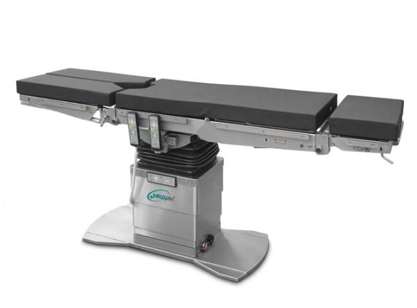 Operationstisch für die Allgemeinchirurgie mit austauschbaren Lagerflächen OM-Sigma, OM-Sigma-03