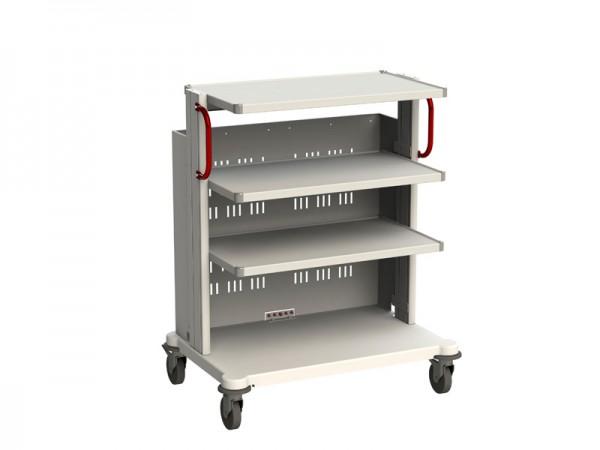 Medizinischer Rollwagen für Hardware SA-8