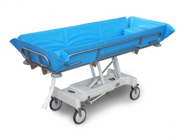 Patiententransportliege zum Waschen von Patienten TBPU
