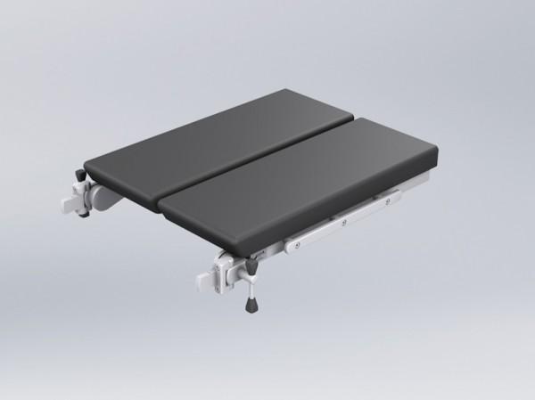 Set КPP-22 für die getrennte Positionierung der Beine mit Dreh- und Kippmöglichkeiten