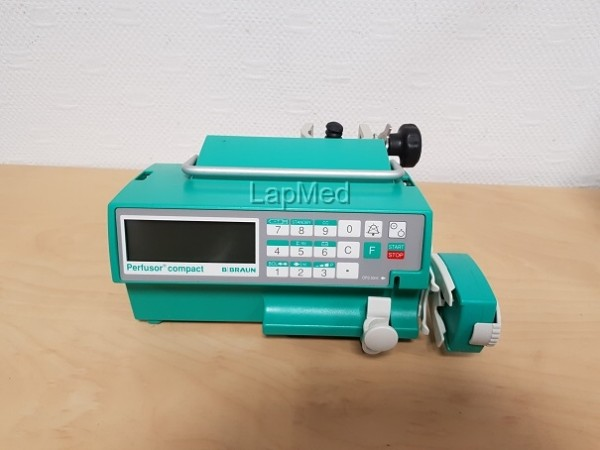 Braun perfusor compact
