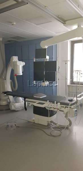 Angiographieanlage Siemens Axiom Artis MP